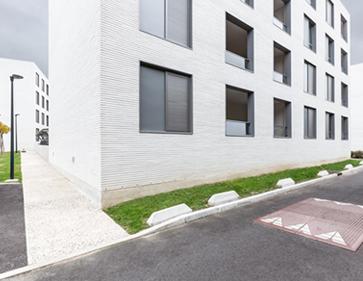 Logements sociaux – Toulouse