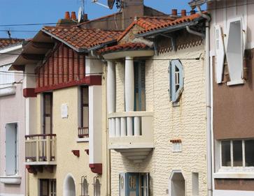 Architecture balnéaire – Vendée