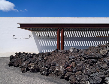 Centre d'interprétation – Timanfaya