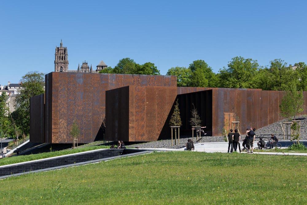 Musée Soulages - Rodez