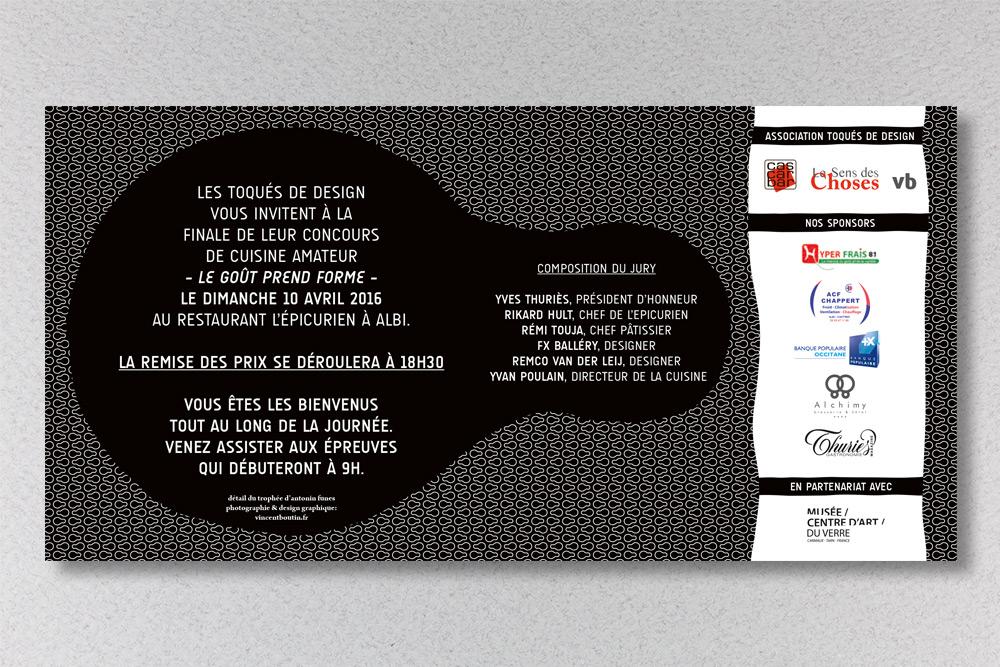 flyer-toques-de-design_concours-de-cuisine_amateur_invitation_trophe_musee-du-verre_2