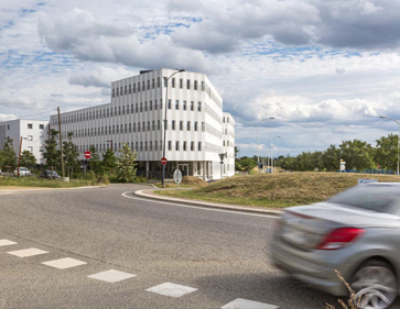 Bureaux & logements – Balma