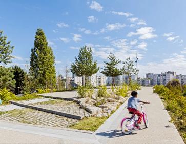 Rénovation urbaine – Villiers-le-bel